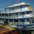Amazonasschiff, Manaus