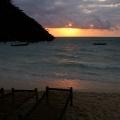 Sansibar, Sonnenaufgang