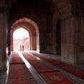 Jama Masjid-Moschee - Delhi