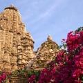 Hindu-Tempel - Khajuraho