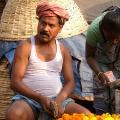 Blumenmarkt - Kolkata