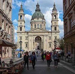 Stephansbasilika Budapest