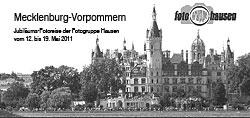 Jubiläumsreise Mecklenburg-Vorpommern 12.-19.5.2011