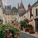 Stadt und Schloss Langeais