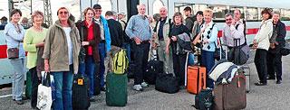 Fotogruppe - Abschied von Ludwigsburg