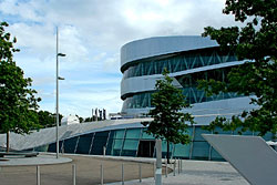 Ludwigsburg - Mercedes-Benz-Museum