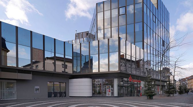 Ausstellung Architektur der Gegenwart in Gießen