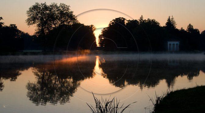 Rudolf Dölling: Lichtstimmungen am Wörlitzer See