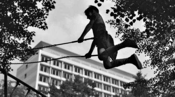 Fritz Belitz: Menschen in der Stadt. Die späten 50er Jahre in Gießen