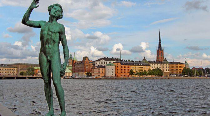 Ágnes Schmid-Pfähler: Stockholm-Stadt