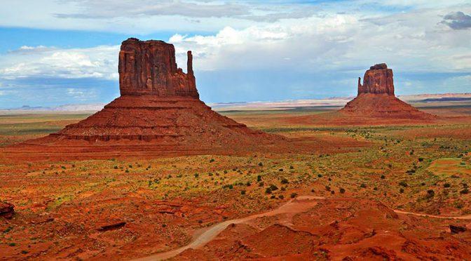 Christa Bohnaus: Der Südwesten der USA
